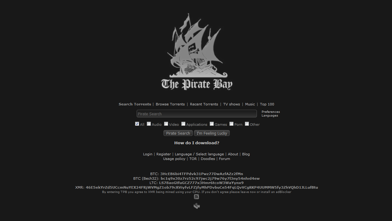 Darker Pirate Bay by Zigboom Designs